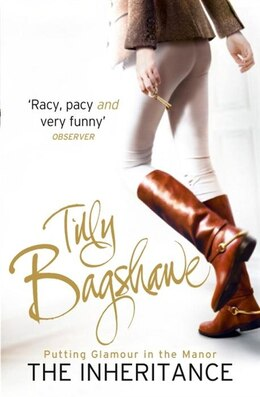 Book The Inheritance by Tilly Bagshawe