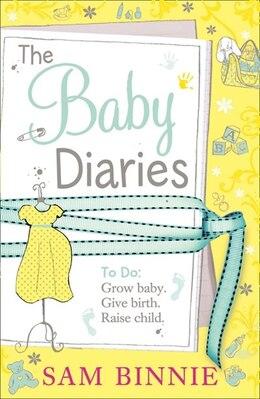 Book BABY DIARIES by Sam Binnie