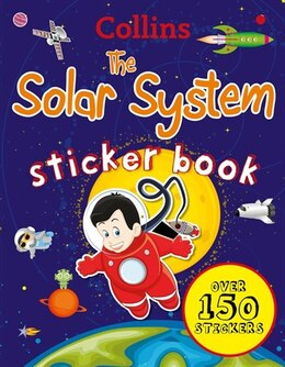 Book Collins Solar System Sticker Book by Collins