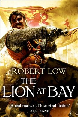Book The Lion At Bay by Robert Low
