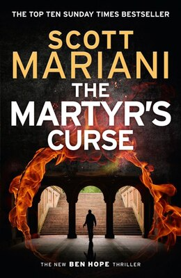 Book The Martyr's Curse (Ben Hope, Book 11) by Scott Mariani