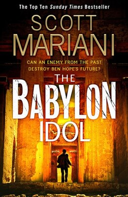 Book The Babylon Idol by Scott Mariani
