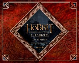 Book Chronicles: Art & Design (The Hobbit: The Desolation of Smaug): Art & Design by Daniel Falconer