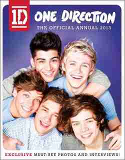 One Direction: The Official Annual 2013 by One Direction