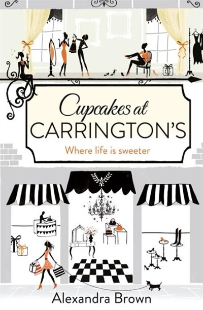 Cupcakes at Carrington's by Alexandra Brown