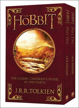 Book The Hobbit Two Volume by J.R.R. Tolkien