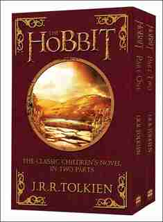 The Hobbit Two Volume by J.R.R. Tolkien