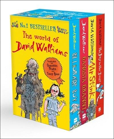 The World Of David Walliams by David Walliams