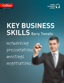 Book Collins Key Business Skills by Barry Tomain