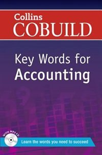 Book Collins Cobuild Key Words For Accounting Book And Cd by Collins