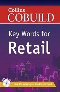 Book Collins Cobuild Key Words For Retail Book And Cd by Collins