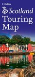 Visit Scotland Touring Map (New Edition) by Collins