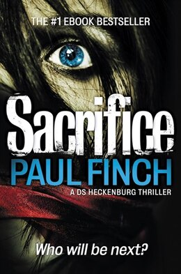Book Sacrifice (Detective Mark Heckenburg, Book 2) by Paul Finch