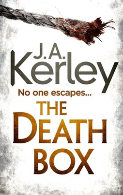 Book The Death Box (Carson Ryder, Book 10) by J. A. Kerley