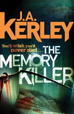 Book The Memory Killer (Carson Ryder, Book 11) by J. A. Kerley