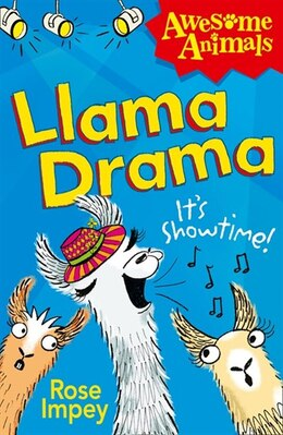 Book Llama Drama by Rose Impey