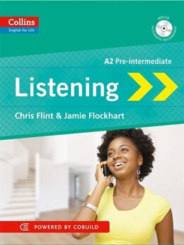 Book Collins English For Life: Listening A2 by Chris F Flint