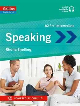 Book Collins English For Life: Speaking A2 by Rhona Snelling