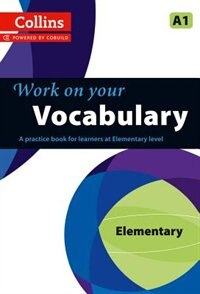 Book Collins Work On Your Vocabulary: Elementary by Collins