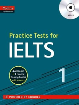 Book Practice Tests For Ielts 1 (collins English For Ielts) by Harpercollins
