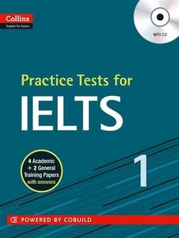 Book Practice Tests for IELTS (Collins English for IELTS) by Harpercollins