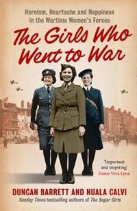 Book The Girls Who Went to War by Duncan Barrett