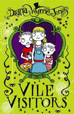 Book Vile Visitiors by Diana Wynne Jones