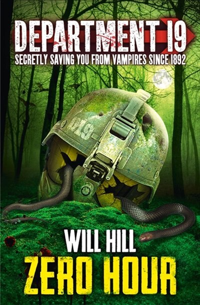 Zero Hour (Department 19, Book 4) by Will Hill
