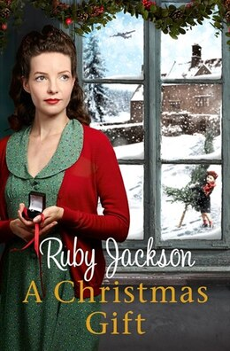 Book A Christmas Gift by Ruby Jackson