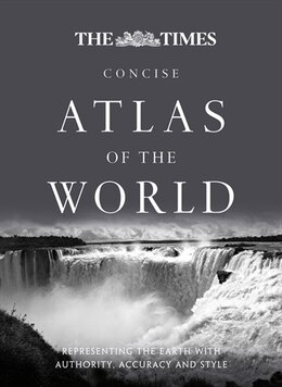 Book The Times Concise Atlas Of The World (New 12th Edition) by Harpercollins