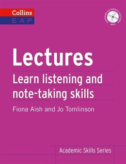 Book Collins English For Academic Purposes/Lectures by Fiona Aish
