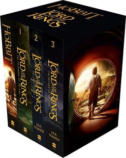 The Hobbit and The Lord of the Rings: Boxed Set (movie Tie-in Edition)