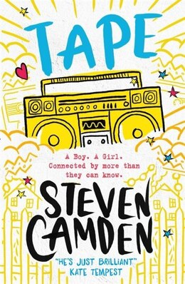 Book Tape by Steven Camden