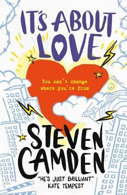 Book It's About Love by Steven Camden