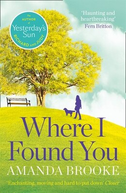 Book Where I Found You by Amanda Brooke