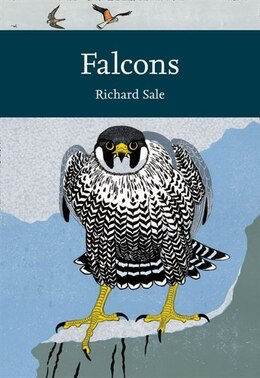 Book Collins New Naturalist Library – Falcons by Richard Sale