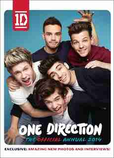 One Direction: The Official Annual 2014 by One Direction