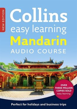 Book Collins Easy Learning Course - Mandarin by Wei Jin