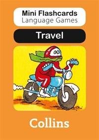 Book Mini Flashcard Language Games/Travel by Susan Thomas