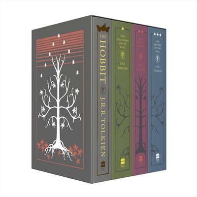 The Hobbit/The Lord Of The Rings ( Collector's Edition) by JRR Tolkien