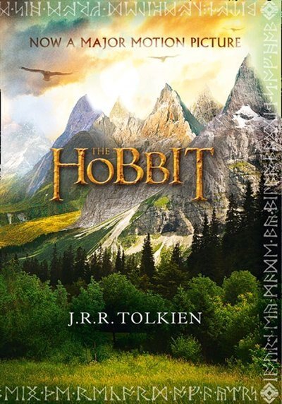 The Hobbit: Pocket Hardback (Film Tie-In Edition) by JRR Tolkien