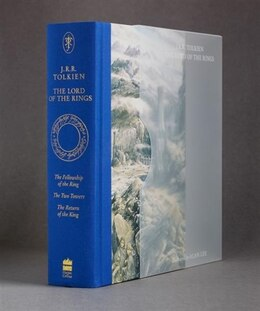 Book The Lord Of The Rings by J. R. R. Tolkien