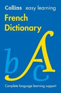 Book Collins Easy Learning French Dictionary 7th Edition by Collins