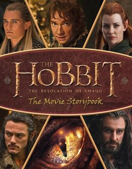 Book The Hobbit: The Desolation Of Smaug - Movie Storybook by Jrr Tolkien