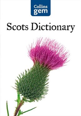 Book Collins Gem/Collins Gem Scots Dictionary Second Edition by Collins