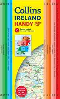 Handy Map Ireland New Edition by Collins