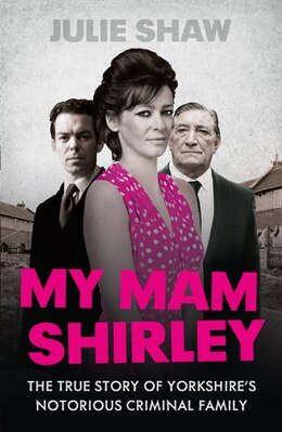 Book Canterbury Warriors 3/My Mam Shirley by Julie Shaw