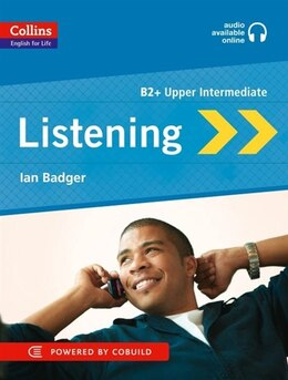 Book Collins English For Life: Listening B2 by Collins