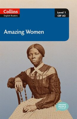 Book Collins ELT Readers/Amazing Women L1 by Collins