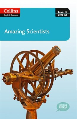 Book Collins Elt Readers/Amazing Scientists (Level 4) by Katerina Collins